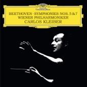 Vienna Philharmonic Orchestra & Carlos Kleiber - Beethoven: Symphonies Nos. 5 & 7  artwork
