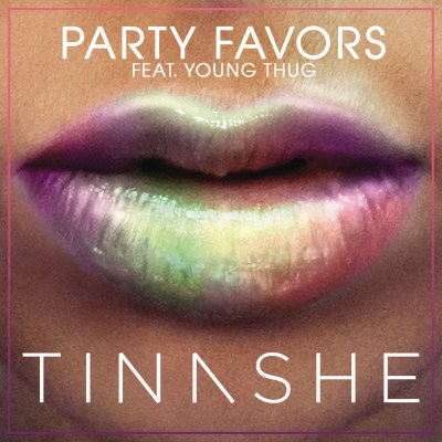 Tinashe - Party Favors (feat. Young Thug) - Single