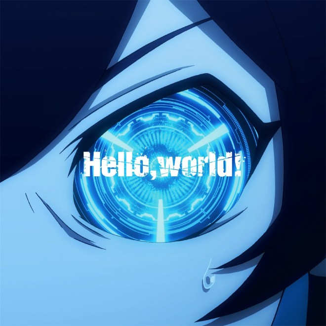 BUMP OF CHICKEN - Hello, World! - Single