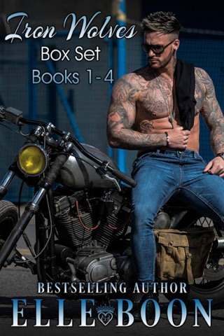 Iron Wolves MC, Books 1-4 Download