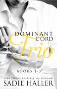 Dominant Cord Trio: Books 1-3 Download
