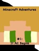 Neon Boy - Minecraft Adventures #1  artwork