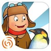 Oscar Visits Family Penguin