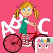 Avokiddo ABC Ride - Fun Alphabet & Spelling Games