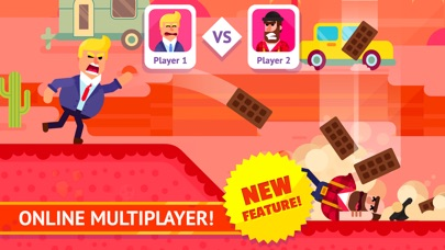 Screenshot Bowmasters (Ad Free) - Top Multiplayer Bowman Game
