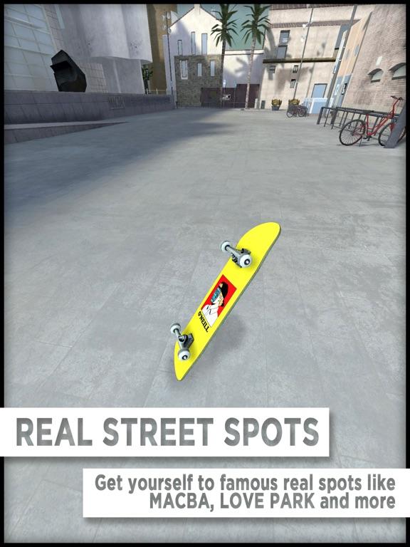 True Skate Screenshot