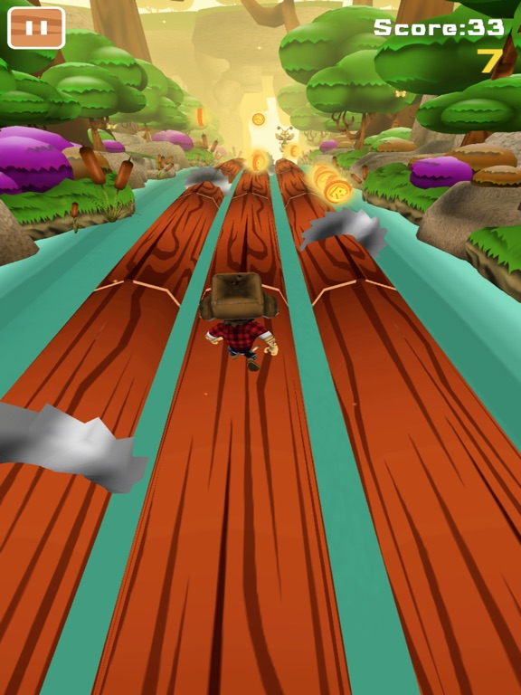 Runner Jack Screenshot