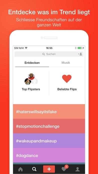 Flipagram Screenshot