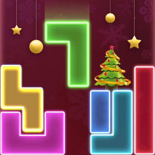 Puzzle Block - Glow Block Game