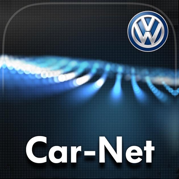 Image result for Volkswagen Car-Net