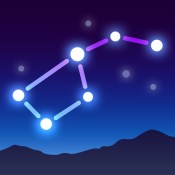 Star Walk 2 Night Sky View - Constellations, Stars