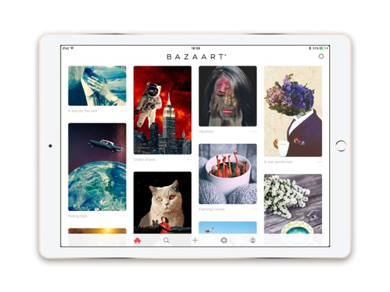 Bazaart Photo Editor Screenshot