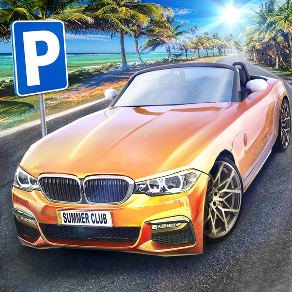 Car Parking: VIP Summer Club