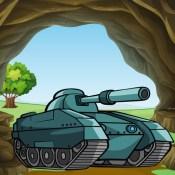 Mini Tank Battle - Tiny Tanks of World War 3