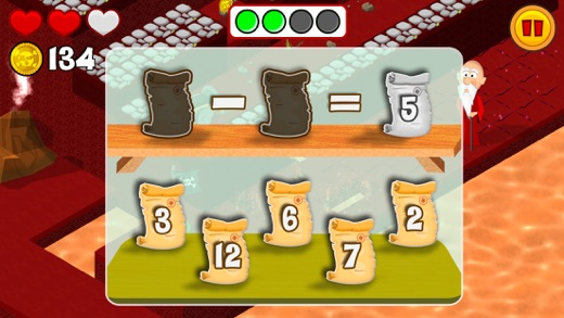 Math Land: Mental Arithmetic Screenshot