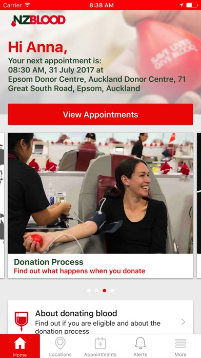 Blood donation nz