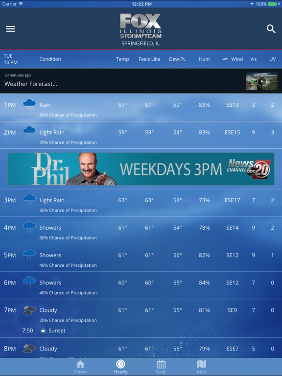 Best Free Weather Apps For Iphone 5 To Keep You Aware