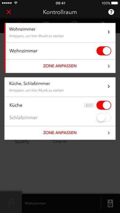 """Teufel Raumfeld"" im App Store"