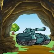 Mini Tank Battle - Tiny Tanks
