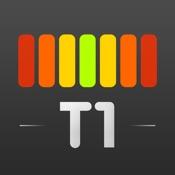 Tuner T1 – Afine qualquer instrumento musical (guitarra, ukulele, violino, viola, baixo, violoncelo e mais).