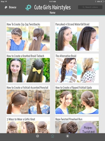 30 Cute Girls Hairstyles Names Hairstyles Ideas Walk The Falls