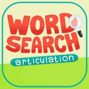 Word Search Articulation for Speech Therapy