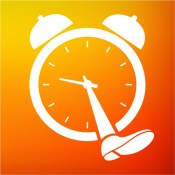 Step Out Of Bed! Smart alarm clock to get awake from sleep early with a tricky and awakening step counter - Best pedometer alarm app that count steps for baby to wake up on time with alarmy music ringtone
