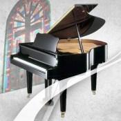 Sacred Piano Pieces