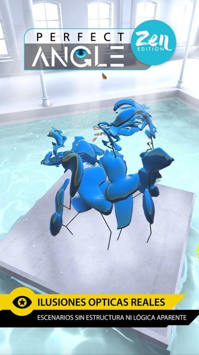 Perfect Angle: Zen edition - Virtual Reality free game for Google Cardboard VR Screenshot