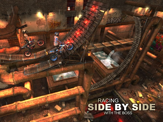 Rock(s) Rider - New Generation for Current iPhone, iPad and iPod touch - (HD Edition) Screenshot