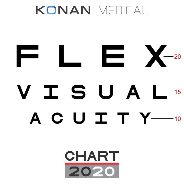 FLEX Visual Acuity on the App Store