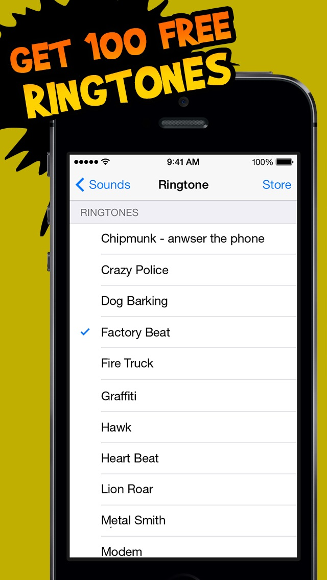 Free Ultimate Ringtones  Music, Sound Effects, Funny
