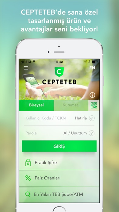 CEPTETEB Screenshot