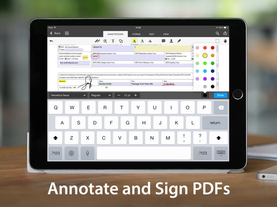 how to sign a pdf file on iphone