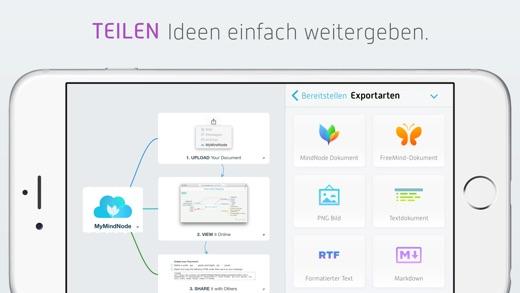 MindNode 4 Screenshot