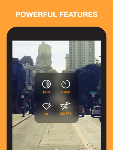 Horizon Camera Screenshot
