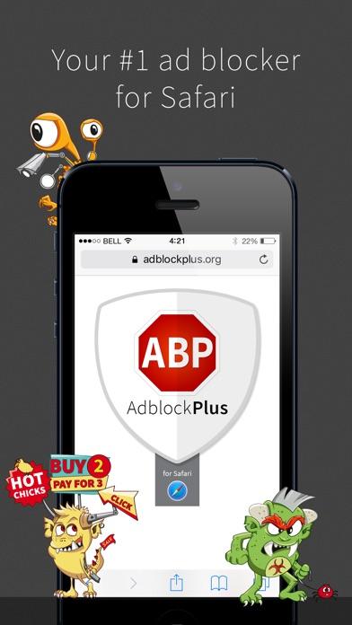 Adblock Plus (ABP): Kostenlos Werbung blockieren, Ads entfernen & Datenverbrauch reduzieren Screenshot