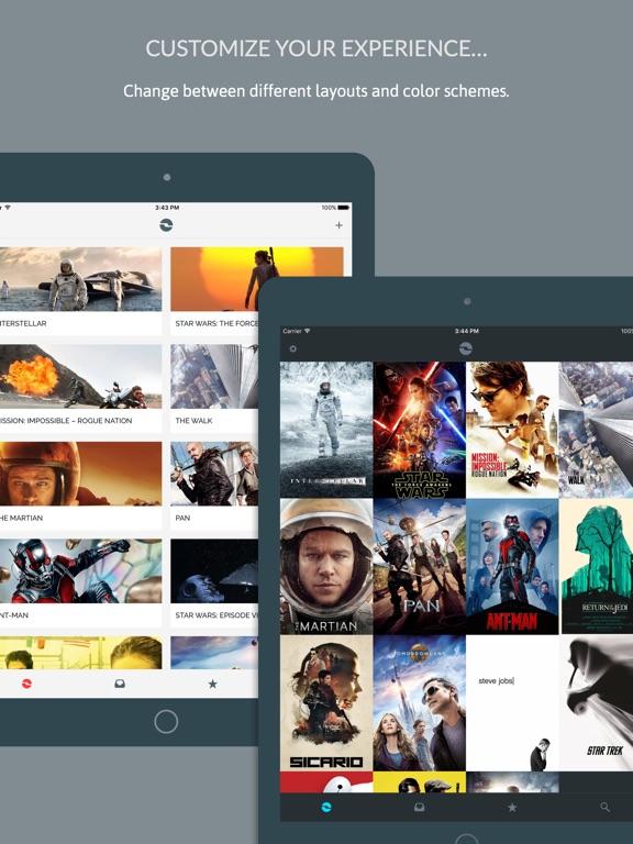 iShows Movies powered by Trakt Screenshot