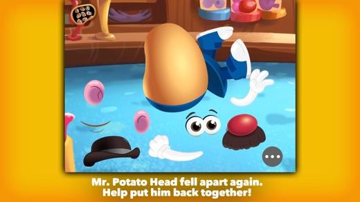 MR. POTATO HEAD:  SCHULSPURT Screenshot