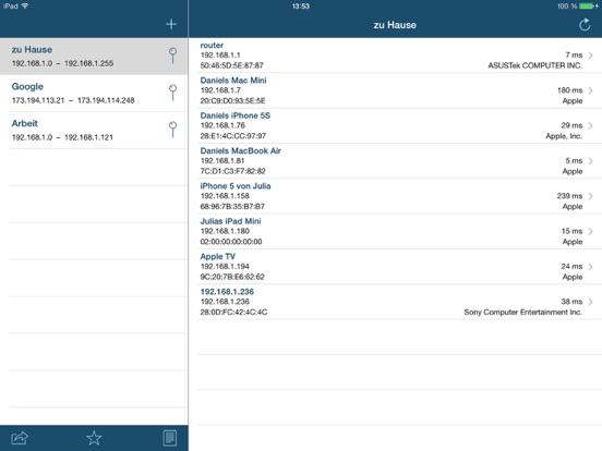 Network Radar Screenshot