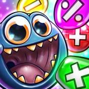 Monster Math 2: Year 1-5 Maths Test Games for Kids