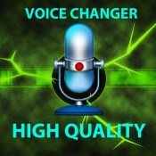 Voice Changer Effect - Recorder Plus High Quality