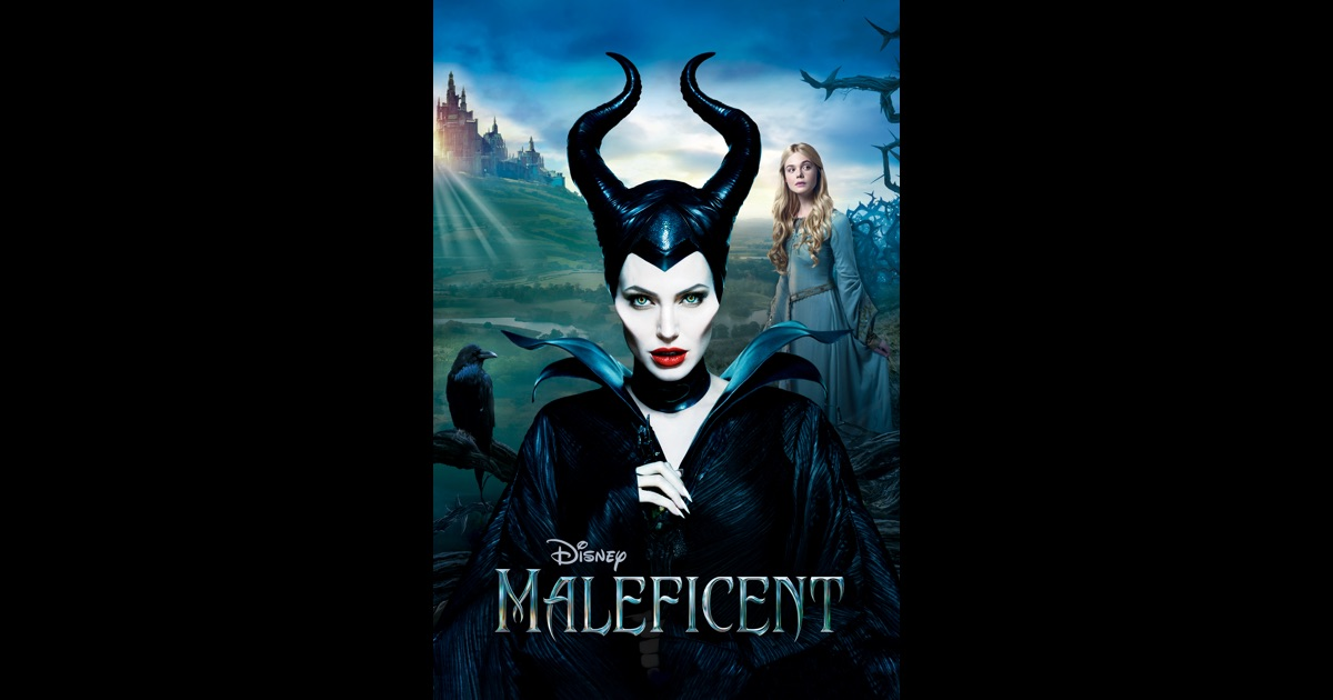 Maleficent on iTunes