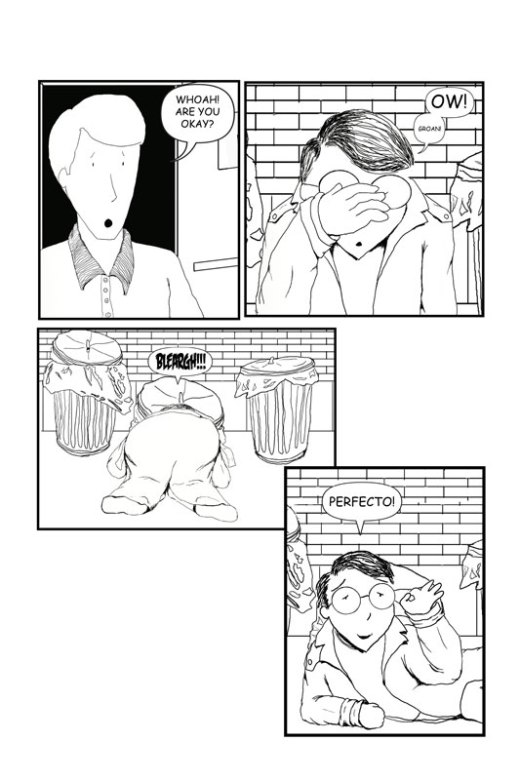 Isaac and Lee Issue 3 Page 23