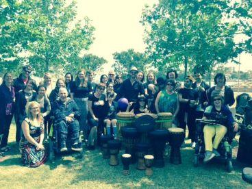AAC picnic