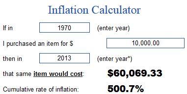 1970 $10000