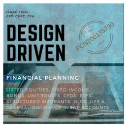 Design Driven Financial Planning Singapore