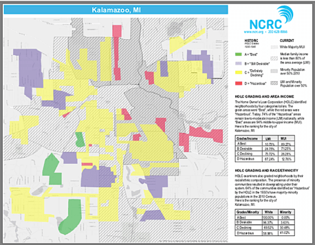 NCRC Map-sharp