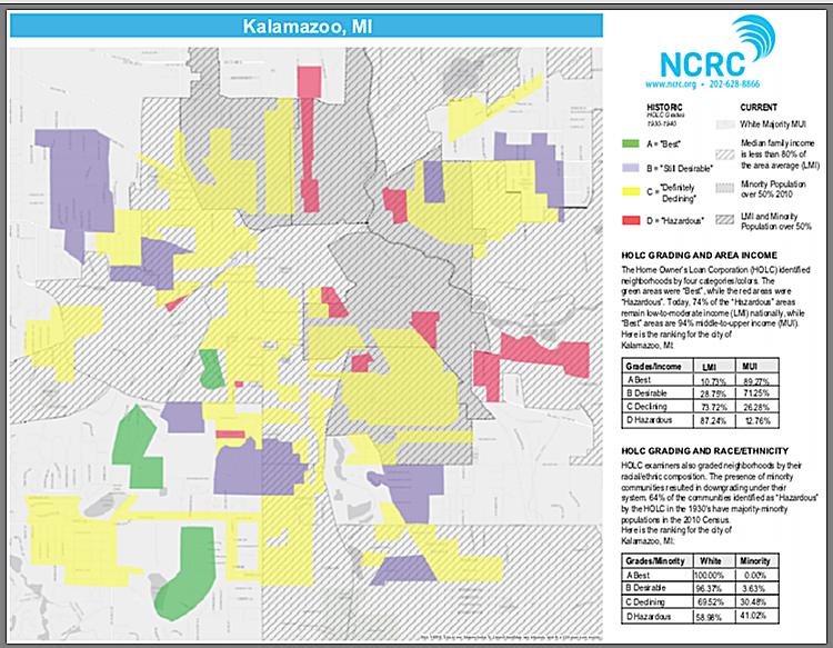 NCRC Map-sharp