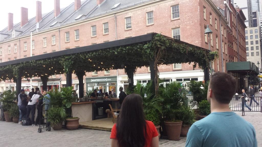 Marvelous Garden Bar New York City New York Isaac Kremer Home Interior And Landscaping Ologienasavecom